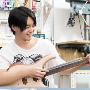 ギター製作コース