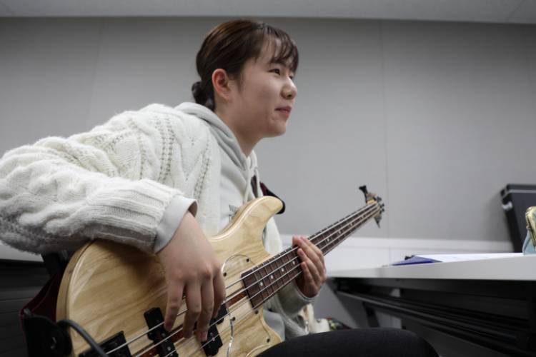 楽器の演奏ができるようになる