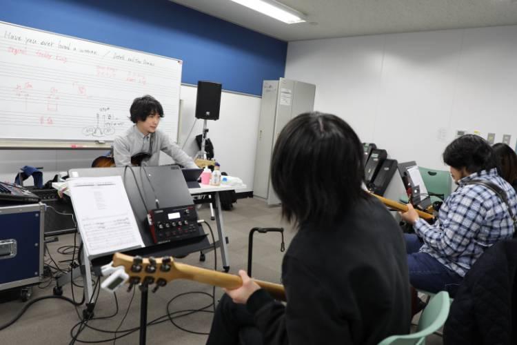 ギターテクニック講座