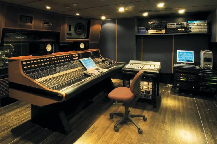 1号館スタジオ