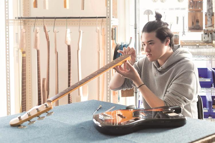 ギタークラフト科