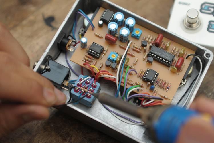 オリジナル回路設計