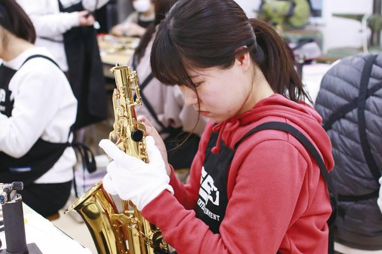 木管楽器リペア