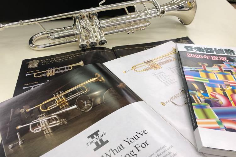 管楽器商品知識