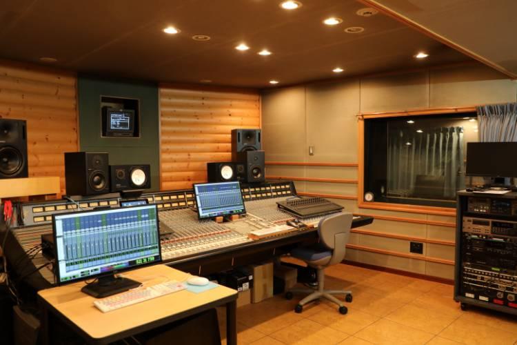 本館スタジオ