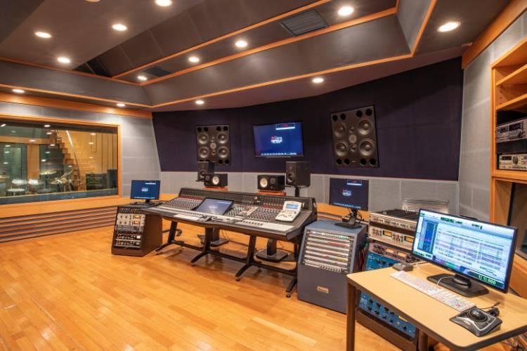 10号スタジオ
