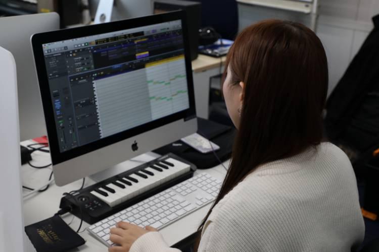 Track Making(クリエイター専攻)